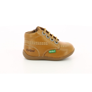 Kickers BILLYZIP-2 LIGHT CAMEL