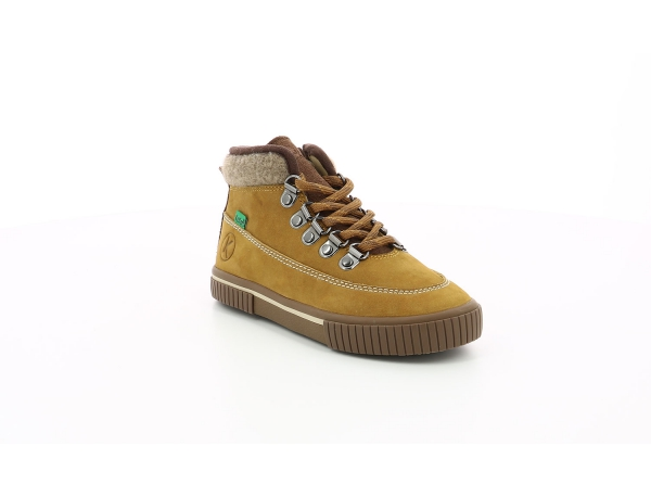 Kickers PANPA JAUNE MOUTARDE