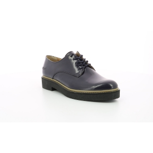 Kickers OXFORK BLEU PETROLE