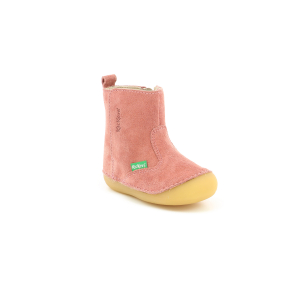 Kickers SOCOOL LIGHT PINK