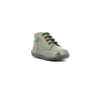 Kickers BONZIP-2 METALLIZED GREY