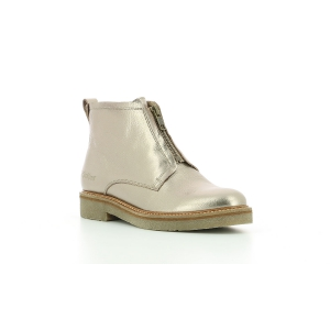 Kickers OXFORDOZIP DORADO