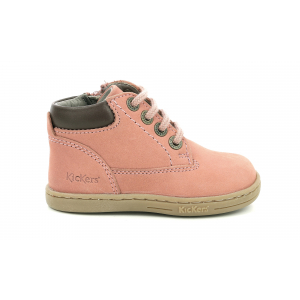 Kickers TACKLAND LIGHT PINK