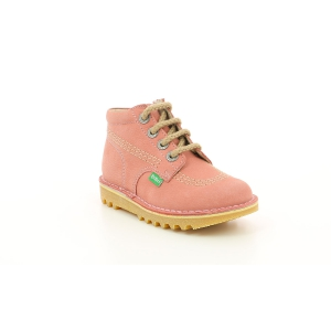 Kickers NEORALLYZ ROSE ANTIQUE ENFANT