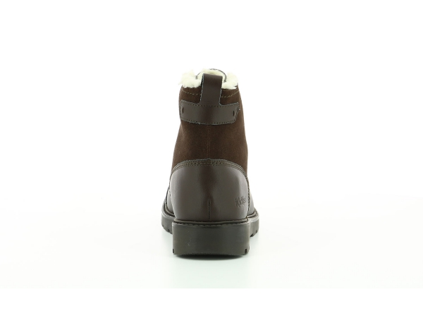 CONYSSE DARK BROWN