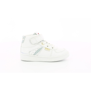 Kickers BILBON MID OTHER WHITE