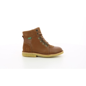 Kickers KICK HOOD MARRON CLAIR