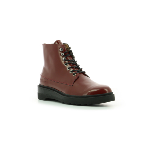 Kickers ADHEMAR ROUGE FONCE
