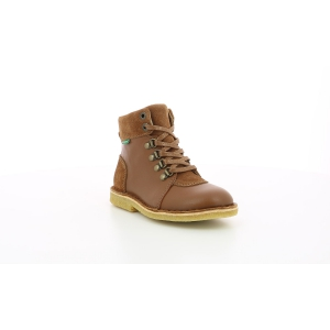 Kickers KICK HOOD LIGHT BROWN