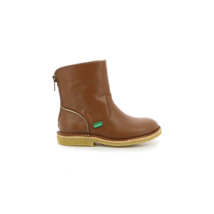 KICK BOOT MARRON CLAIR