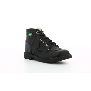 Kickers KICKCOL FUR BLACK