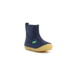 Kickers SOCOOL MARINE METALLIQUE