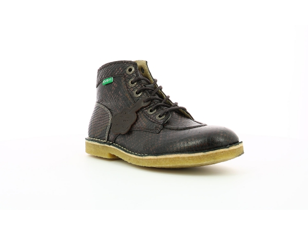 KICK LEGEND REPTILE BROWN