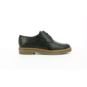 Kickers OXFORK REPTILE GREY