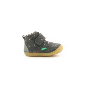 Kickers SABIO METALLIC GREY