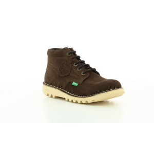 Kickers NEORALLYE DARK BROWN