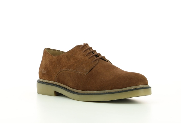 OXFORK MARRON HOMME