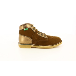 Kickers ORILEGEND MARRON KAKI BRONZE
