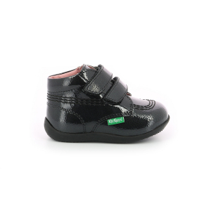 Kickers BILLY VELK NOIR VERNIS