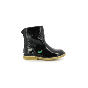 Kickers KICK BOOT BLACK PATENT