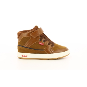 Kickers GREADY MID CDT OTRO MARRÓN