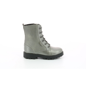 Kickers GROWUPP METALLIZED GREY