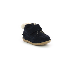 Kickers BAMBA FUR NAVY