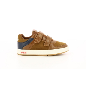 Kickers GREADY LOW CDT MARRON   MARRON CLAIR