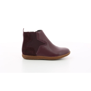 Kickers VERMILLON PURPLE