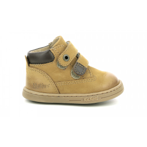 Kickers TACKEASY CAMEL MARRON