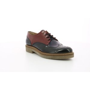 Kickers OXANY BLACK RED BLUE