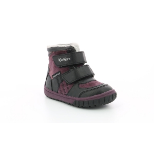 Kickers SITROUILLE WPF SHINY BLACK