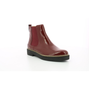 Kickers OXFORDCHIC DARK RED