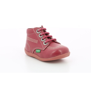 Kickers BILLYZIP ROSE FONCE