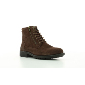 Kickers BROK MARRON FONCE