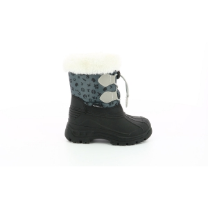 Kickers SEALSNOW GRIS PRINT SMILE