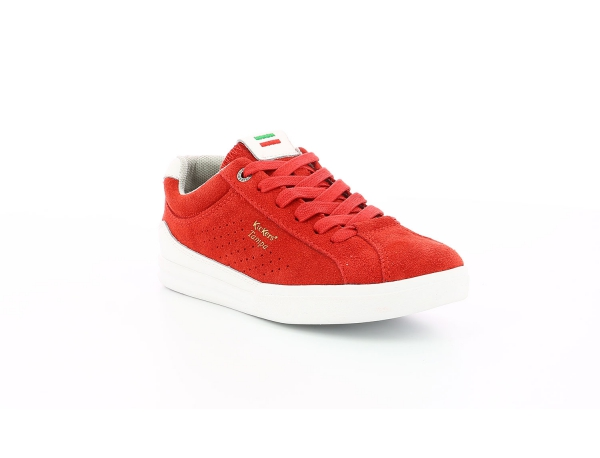 Kickers TAMPA CDT ROUGE / BLANC