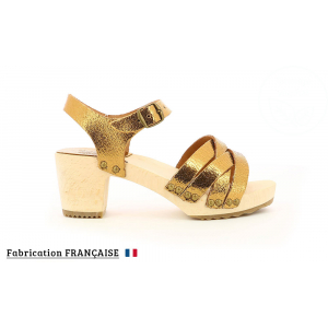 SATINE ANTIC GOLD
