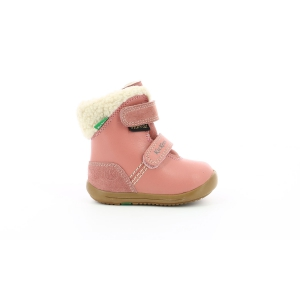 Kickers KIRI IMPERMEABLE ROSE CLAIR