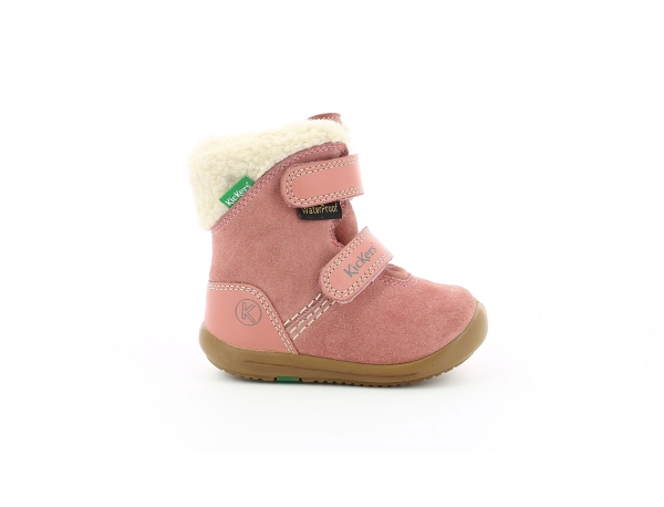 KIRI IMPERMEABLE ROSE SUEDE