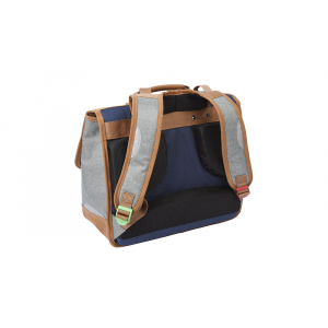 Kickers SATCHEL KICKERS BLEU GRIS