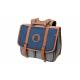Kickers CARTABLE KICKERS BLEU GRIS