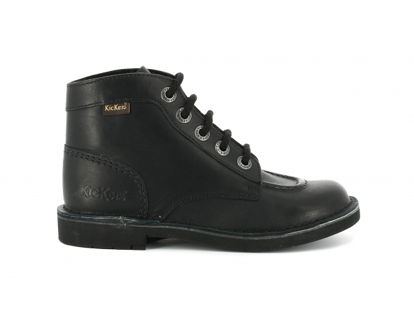 KICK COL BLACK