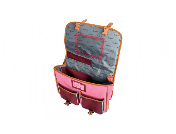 CARTABLE KICKERS ROSE CLAIR FUCHSIA