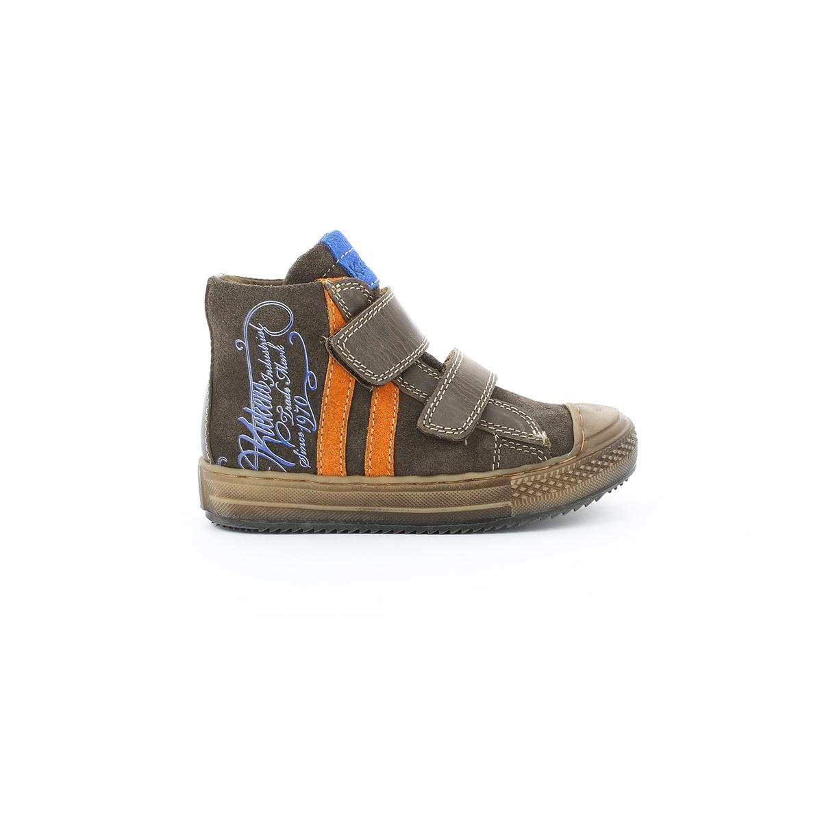 Kid's shoes BARCALU BROWN Kickers
