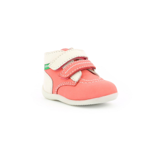 Kickers BONKRO ROSE BLANC