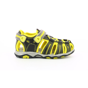 Kickers KAWA BLACK YELLOW