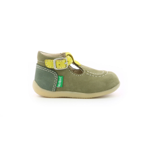 Kickers BONBEK-2 GREEN MULTICOLOR