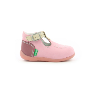 Kickers BONBEK ROSE TRICOLORE