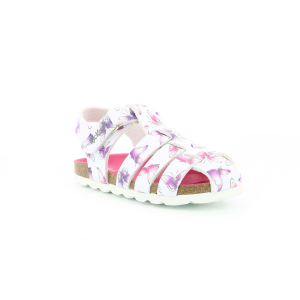 Kickers SUMMERTAN WHITE BUTTERFLY
